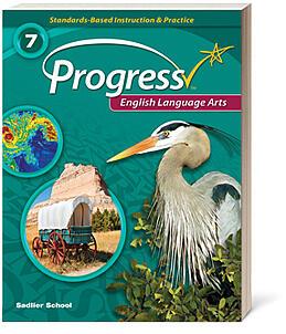 SBP ELA Grade 7 book
