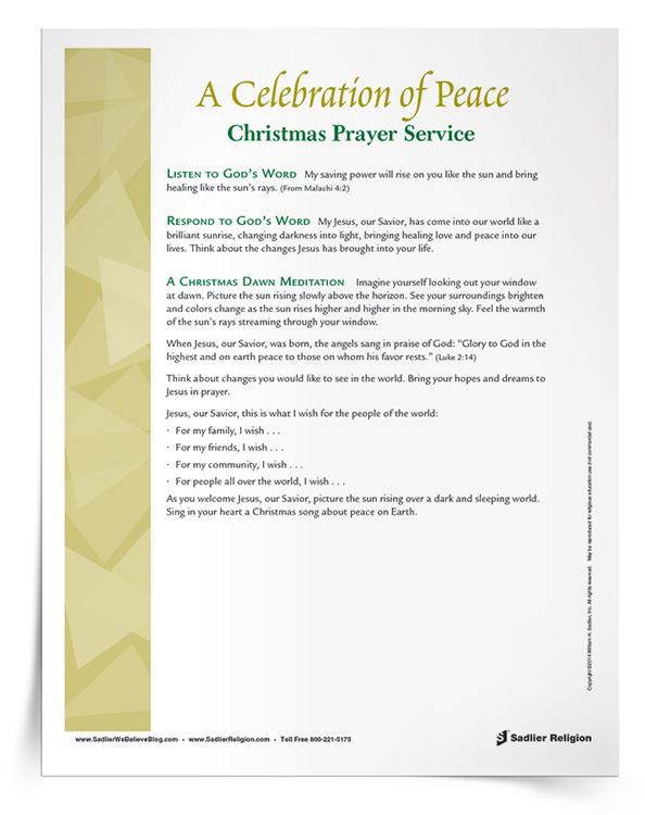 Christmas-Prayer-Service