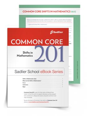 Common Core 101 eBook