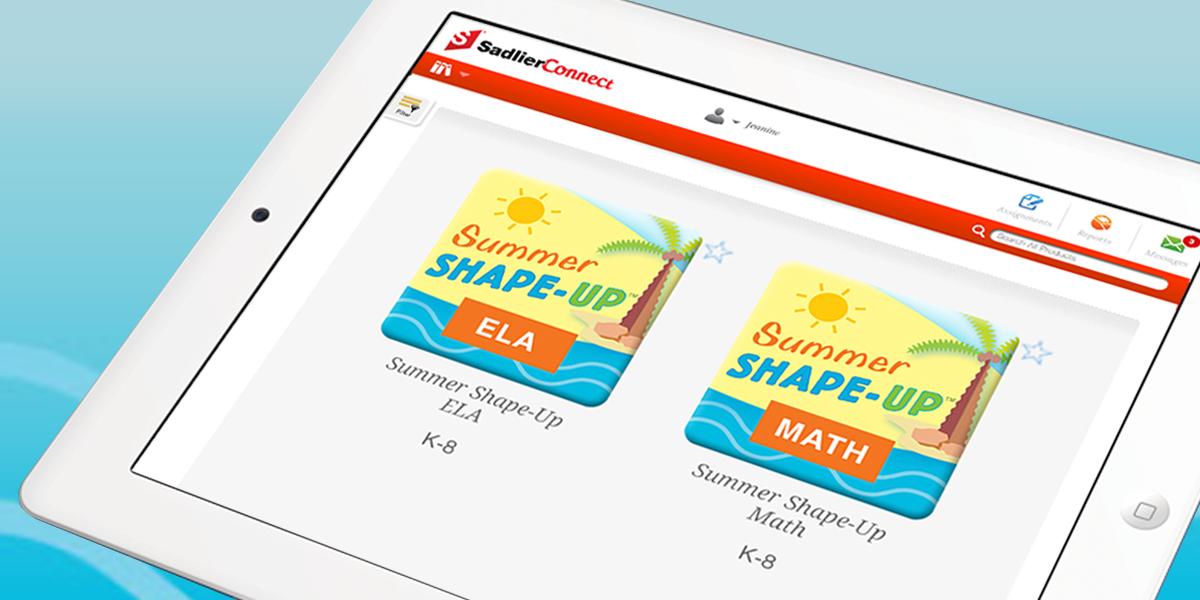 sadlier-school-summer-shape-up