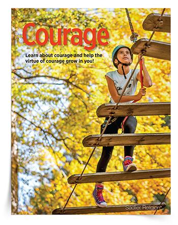 Courage Mini Magazine