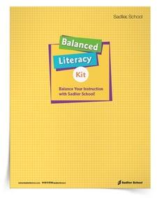 Balanced Literacy Kit