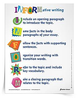 What is an informative essay?