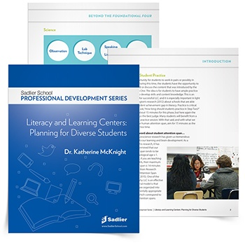 Literacy and Learning Centers eBook Vol2