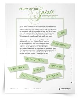 pentecost-activities