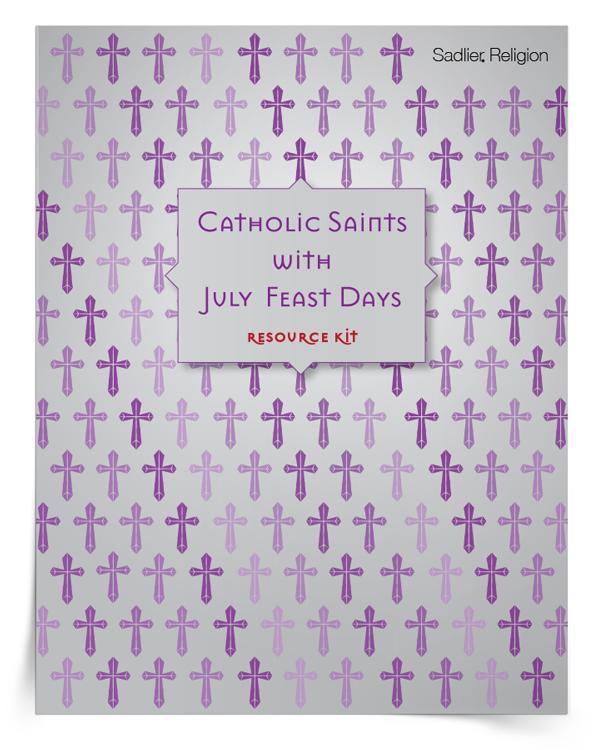 Catholic-Saints-with-July-Feast-Days-Resource-Kit