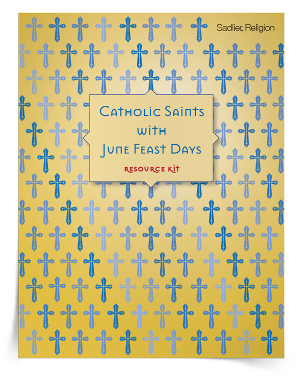 Catholic-Saints-with-June-Feast-Days-Kit