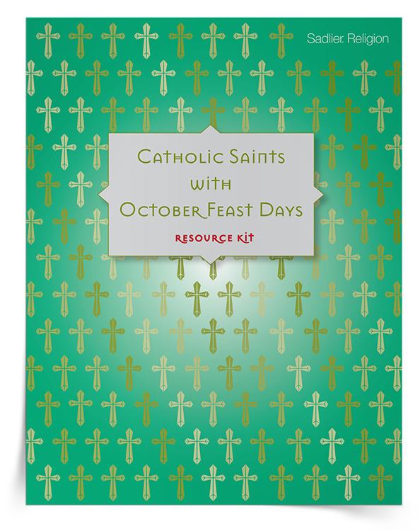 Catholic-Saints-with-October-Feast-Days-Kit