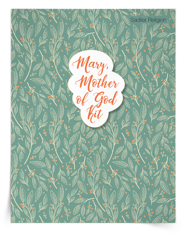 Download the Mary, Mother of God Kit packed with worksheets