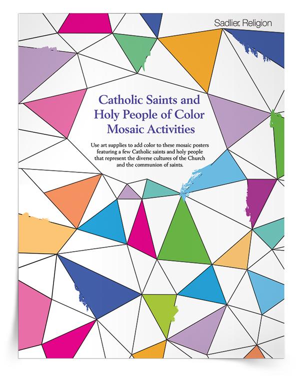 saints-of-color-mosaic-activity-download