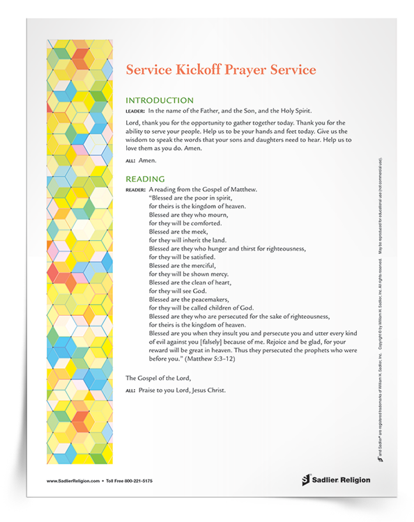 begin-service-projects-and-initiatives-for-young-catholics-with-the-service-kickoff-prayer-service