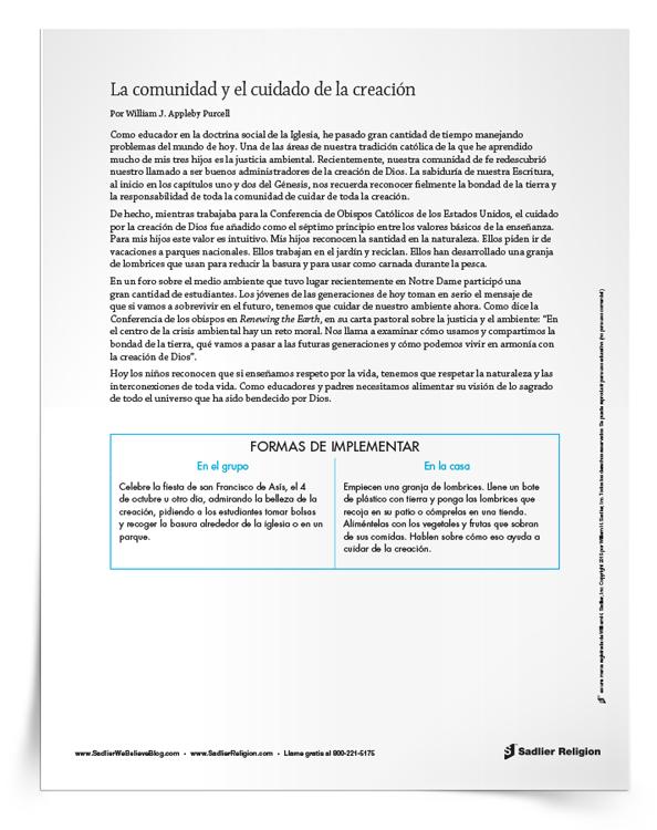 Artículo-de-apoyo-La-comunidad-y-el-cuidado-de-la-creación