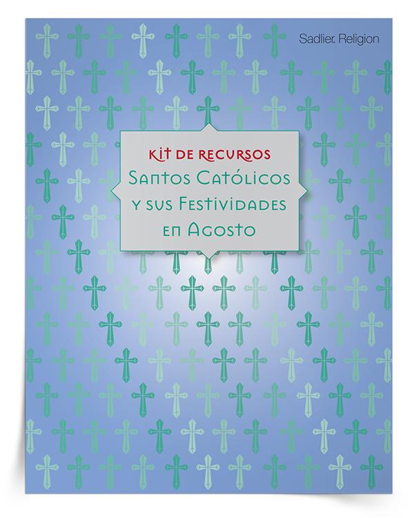 Kit-de-recursos-Santos-católicos-y-sus-festividades-en-agosto