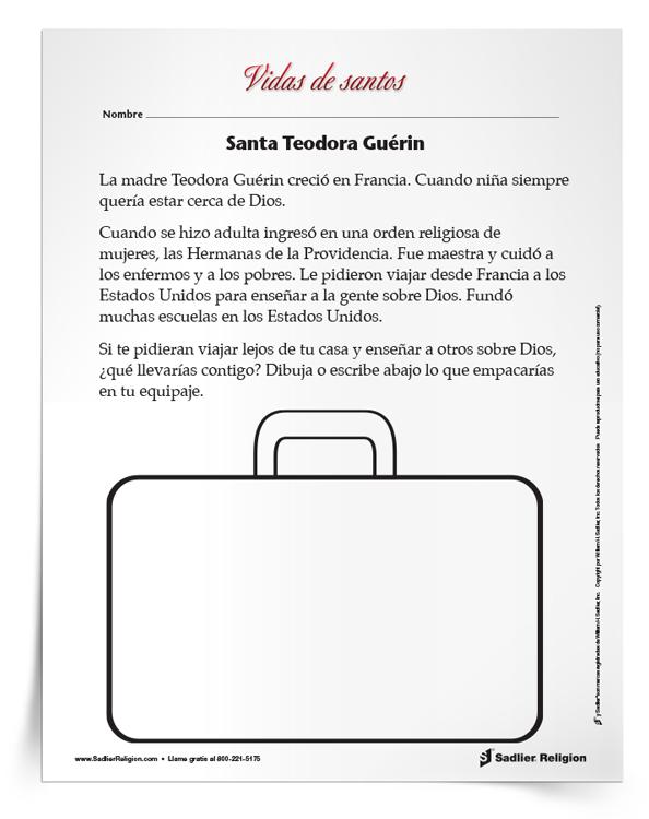 Actividad-Santa-Teodora-Guérin