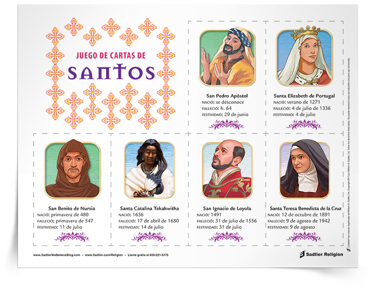 Actividad-Juego-de-cartas-de-santos
