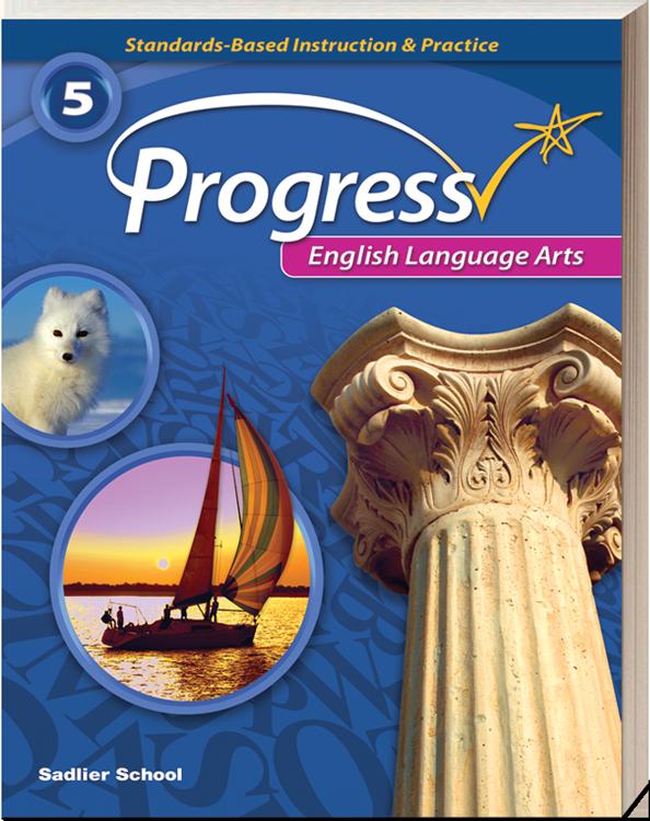 Progress English Language Arts