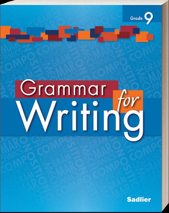 grammar-for-writinng-grades-6-12-request-sample