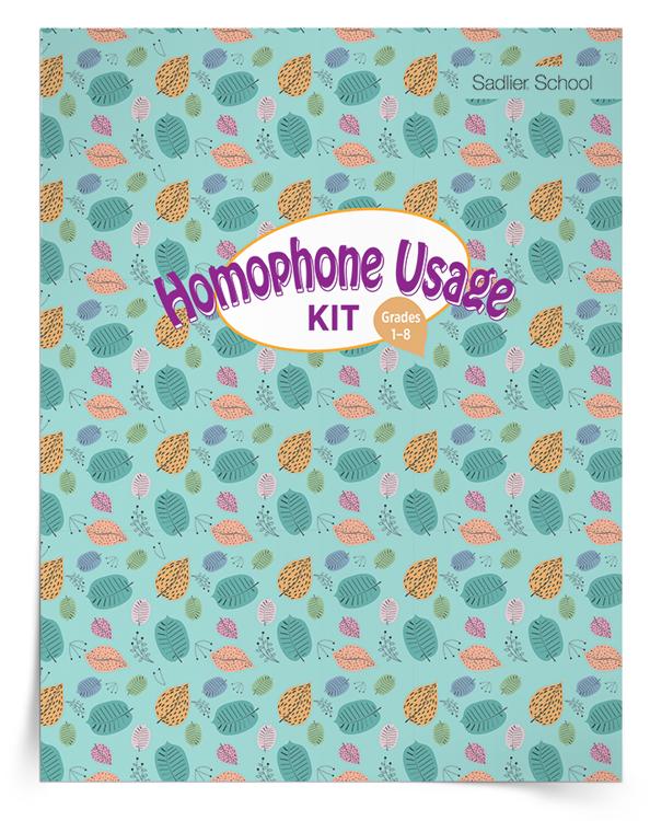 Homophone-Usage-Kit