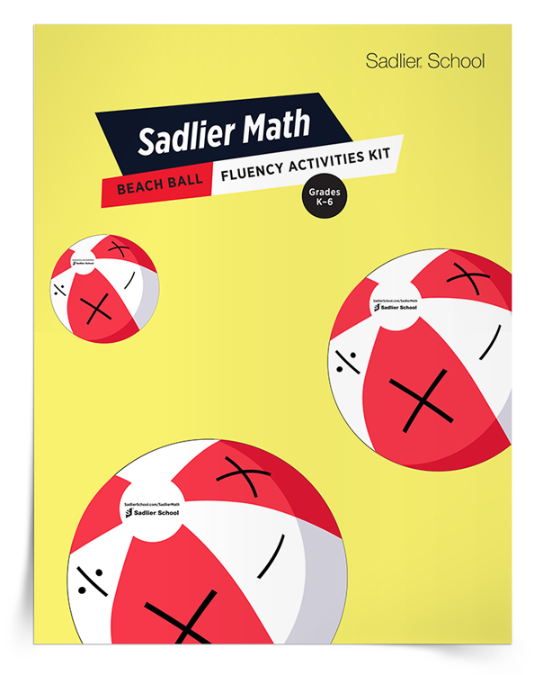 beach-ball-math-fluency-activities