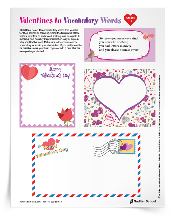 valentines-to-vocabulary-words-activity